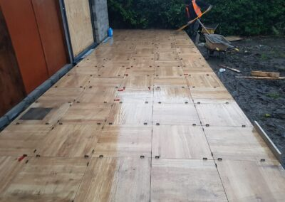 Landscaping and Paving Services